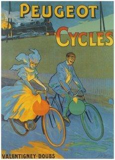 Peugeot vintage cycles
